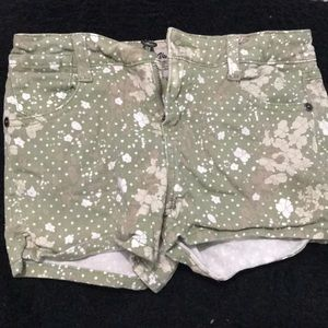 Never used kids shorts